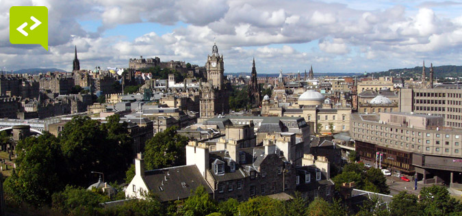 Translator in Edinburgh